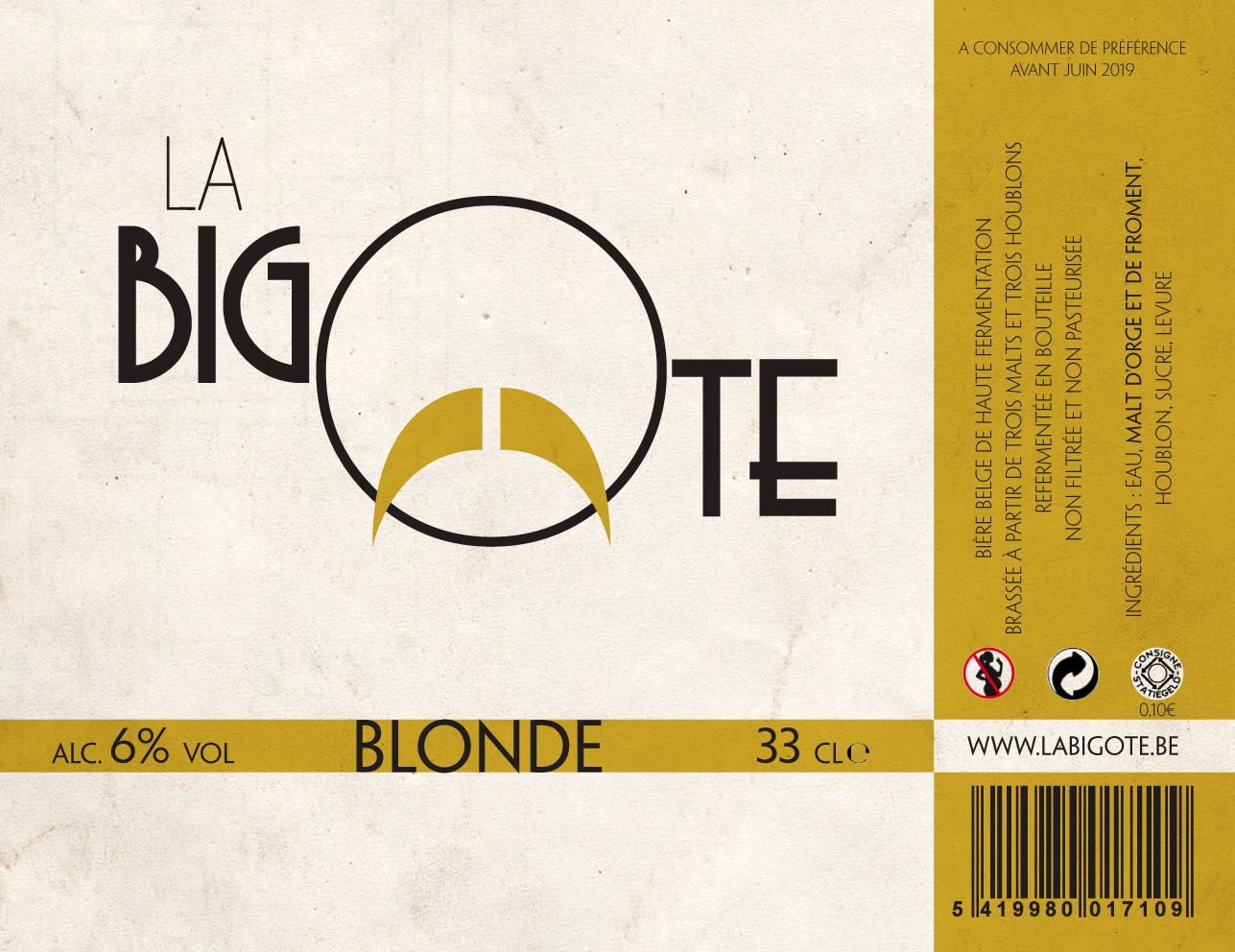 Etiquette 33cl barcode personnel